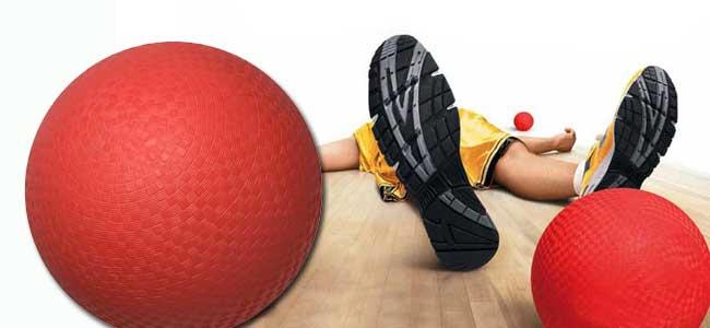 dodgeball ground